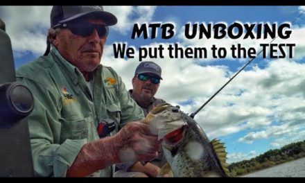 Scott Martin VLOG – These Lures Work! MTB Unboxing
