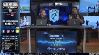 Bassmaster – Basmaster LIVE at Lake Martin- Saturday