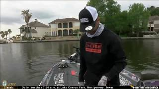 Bassmaster Live: 2017 Classic – Day 1, Part 2