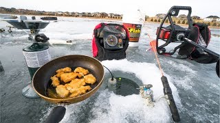 Flair – CATCH and COOK while Ice Fishing!!!!!