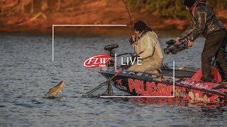 FLW Live Coverage | Lake Lanier | Day 4