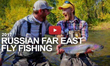 Dan Decible – 2017 Kamchatka Fly Fishing