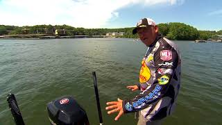MajorLeagueFishing – Major League Lesson: Kurt Dove Demonstrates How To 'Go' on the Lake