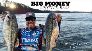 Scott Martin Pro Tips – Big Money Spotted Bass – Lake Lanier