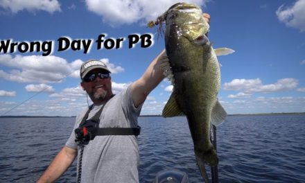 Scott Martin VLOG – Billy's PB on the Wrong Day – FLW Tour Harris Chain Practice