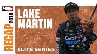 Brent Ehrler's 2018 BASS Lake Martin Recap