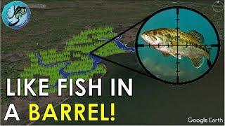 Easy Guide to Pre-Spawn Bass Fishing | Bass Fishing Seasonal Patterns