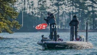 FLW Live Coverage | Lake Lanier | Day 3