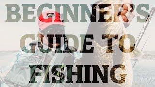 FlukeMaster – Fishing For Beginners – Where to Start – Bass Fishing