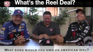 MajorLeagueFishing – Grigsby, Ehrler Song Selection for 'American Idol'