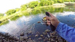 Lunkers TV – Ice Rod Fishing Challenge