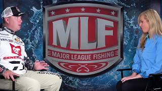 MajorLeagueFishing – Inside Access: Andy Montgomery Moves Up to the MLF Cups