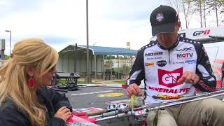 MajorLeagueFishing – Inside Access: Evers on World Championship Elimination Round 2 in Nacogdoches, Texas