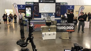 FlukeMaster – Kayak Bass Fishing National Championship $100,000 Winner