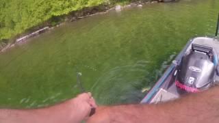 Lake Champlain bass fishing