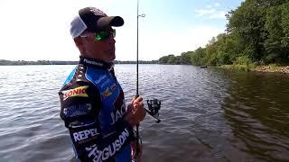 MajorLeagueFishing – Major League Lesson: Jeff Kriet on Finesse Fishing