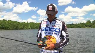 MajorLeagueFishing – Major League Lesson: Marty Robinson on Topwater Lures