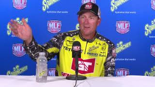 MajorLeagueFishing – PRESS CONFERENCE: Skeet Reese Wins Elimination Round 3 of 2018 Summit Cup