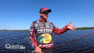 Quantum Tour KVD rods — The key to power fishing