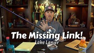 Scott Martin Pro Tips – THE MISSING LINK – 20/20 – Lake Lanier