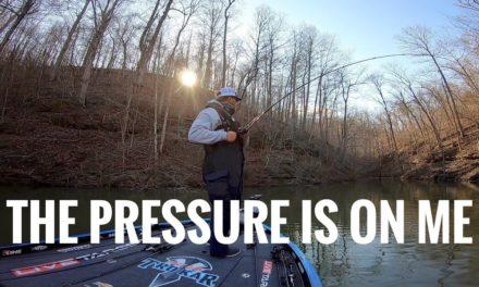 Scott Martin VLOG – The Pressure is on Me!