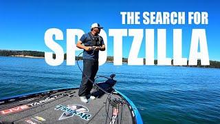 Scott Martin VLOG – The Search for SPOTZILLA on Lake Lanier