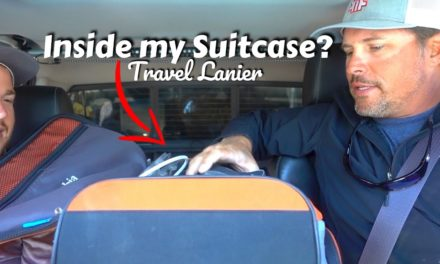 Scott Martin VLOG – What's Inside my Suitcase?!