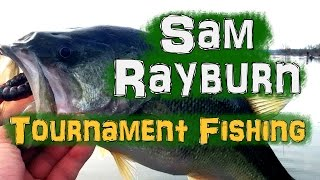 Bass Fishing Tournament on Sam Rayburn