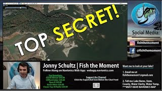 Breaking Down Deep Clear Lakes and Tidal Rivers | Fish the Moment Live Stream