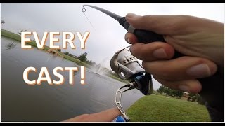 Catching Fish on Every Cast!