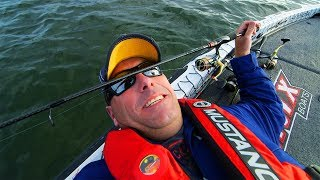 Caved in by KEVIN VANDAM – Dave Mercer's Facts of Fishing THE SHOW