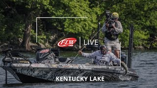FLW Live Coverage | Kentucky Lake | Day 4