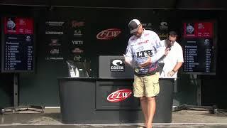 FLW Tour | Kentucky Lake | Winning Moment
