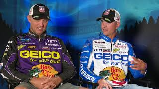 MajorLeagueFishing – Inside Access: Casey Ashley and Marty Robinson on their Friendship