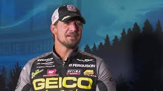 MajorLeagueFishing – Inside Access: Keith Poche is Close to the MLF Cups