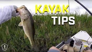 Kayak Bass Fishing Tips From Lojo Fishing Angler Hq