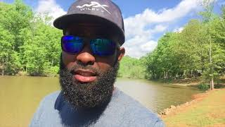 My Dad Taught Me This Trick – Late Spring Bass Fishing