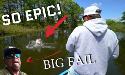 Scott Martin VLOG – My Epic Catch and Billy's Epic Fail