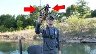 LakeForkGuy – Showing Subscriber How To Fish a Jig – His First Catch!