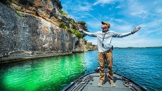 Lunkers TV – Ultra Clear Water Fishing – Insane Clarity