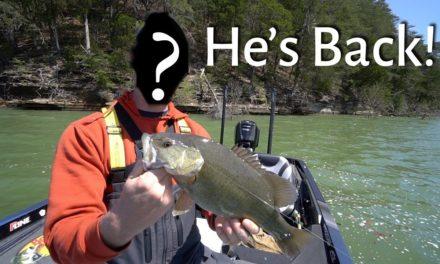 Scott Martin VLOG – He's Back! Pattern Fishing 101 – We Smash the Smallies!