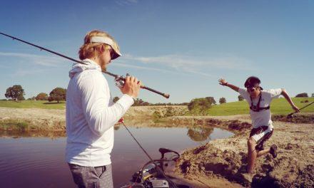 Lunkers TV – Bass Fishing The Yamamoto Ranch with 1Rod1ReelFishing