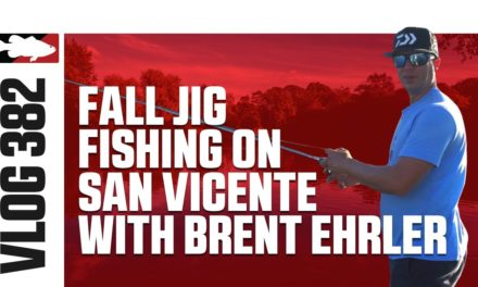 Brent Ehrler Jig Fishing on San Vicente in the Fall – TW VLOG #382