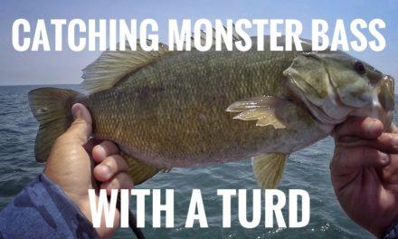 Scott Martin VLOG – Catching MONSTER Bass with Turds!!