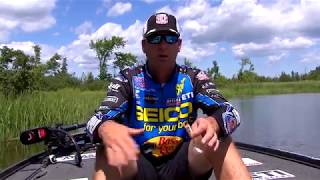 MajorLeagueFishing – Major League Lesson: Todd Faircloth on Poppers vs. Walkers