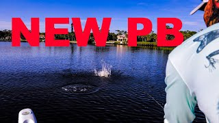 Lawson Lindsey – New PB on Live Bait