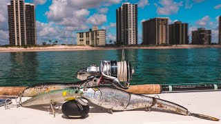 Lawson Lindsey – Saltwater GIANT Lure Challenge