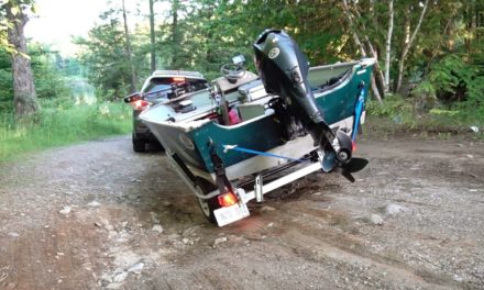 Sketchy Boat Launch to a Remote Lake!?