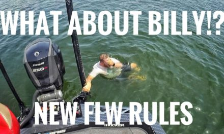 Scott Martin Pro Tips – Let's Help Billy – New FLW Rules for Next Year!