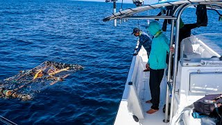 Lawson Lindsey – ABANDONED RAFT Found in Middle of Ocean